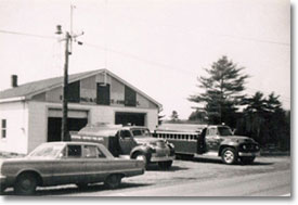 Dayspring fire department history